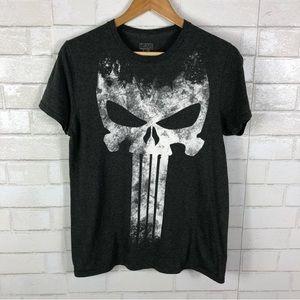 Marvel Graphic Tshirt, Punisher skull